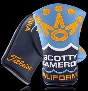Scotty Cameron 2002 Club Cameron Headcover