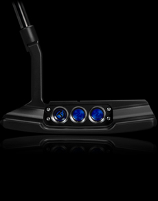 Scotty Cameron Gallery Putters / Select Concept 2 Black Blue